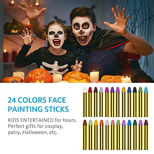 Buy halloween face painting ideas