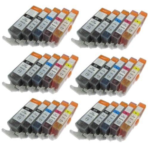 6c Canon Cyan Ink Cartridge - 8