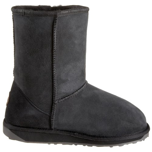 Emu 6 boots Chocolate Stinger Women's Lo Black M 7gTqRCa