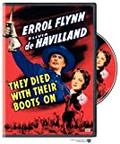 They Died with Their Boots On poster thumbnail