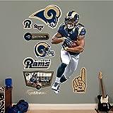 NFL St. Louis Rams Tre Mason Big Wall Decal
