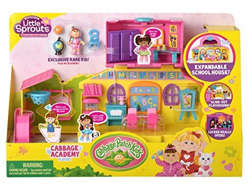 Cabbage Patch Kids Little Sprouts Cabbage Academy Play Set (Little Sprout Collection)