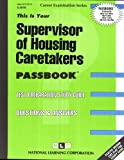 Supervisor of Housing Caretakers, Jack Rudman, 0837330106