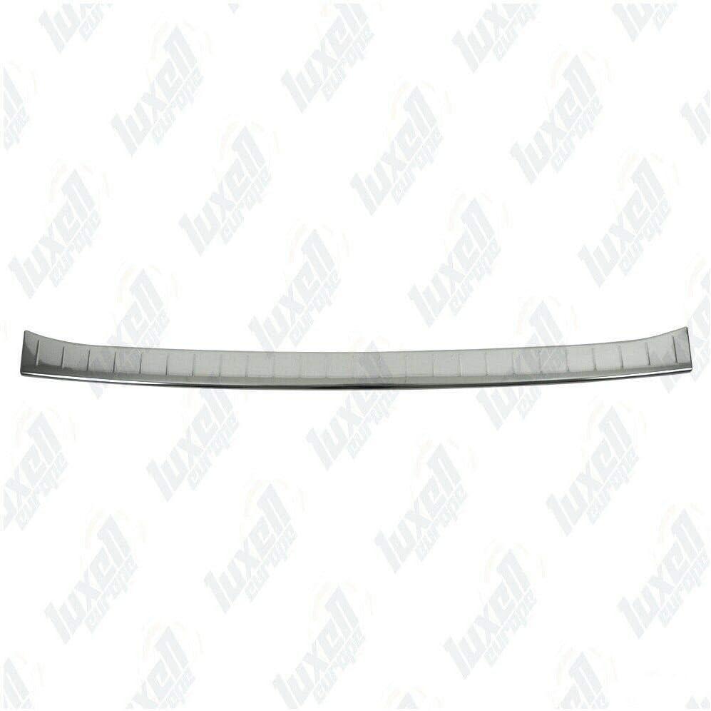 Protezione antigraffio cromata per paraurti posteriore compatibile con Sprinter W907 2018+