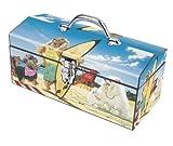 Sainty Art Works Toolbox Best Deals - Sainty Art Works 24-066 Hot Dawg Art Deco Tool Box