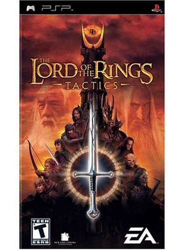 The Lord of the Rings: Tactics - Sony PSP