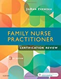 Best Saunders Nurse Practitioner Review Books - Family Nurse Practitioner Certification Review, 3e by JoAnn Review