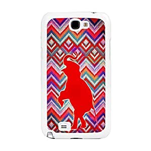 Hu Xiao Colorful Chevron Design Animal Print Hard Plastic cell phone case cover for tlYoxiaf2iO