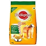 PedigreeMilk & Vegetables, Dry Dog Food for Adult Dogs , 1.2Kg