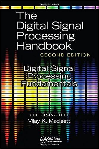 Digital Signal Processing Fundamentals (The Digital Signal Processing Handbook, Second Edition)