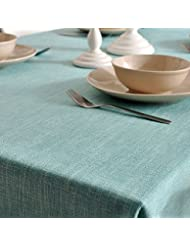 Classic padded solid color tablecloth fabric/ table/ table/ table/ cover towels-G 140x180cm(55x71inch) discount price 2017