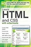 Learn HTML and CSS with W3Schools, W3Schools Staff, 0470611952