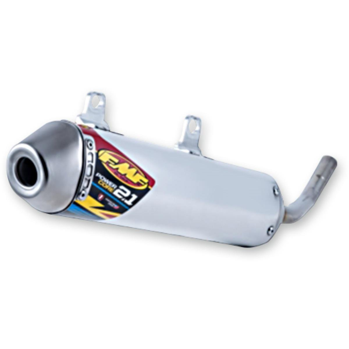 17-18 KTM 250SX: FMF Powercore 2.1 Silencer (Shorty)