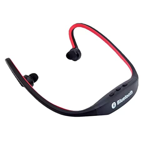 Enraciner Wireless Bs19C Neckband Bluetooth Sporty Headset for All Smartphones/iPhones Bluetooth Headsets