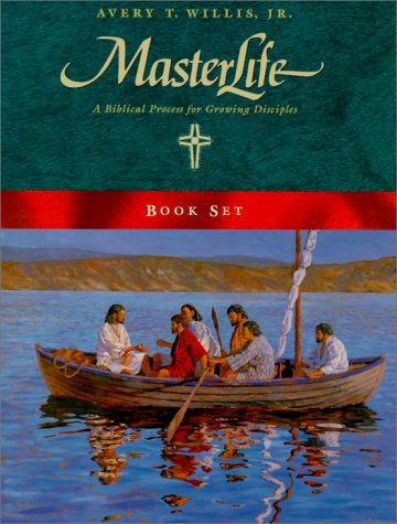 MasterLife - Book Set: A Biblical Process for Growing Disciples by LifeWay Press
