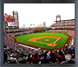 "Citizens Bank Park Philadelphia Phillies MLB Stadium Photo (Size: 12"" x 15"") Framed"