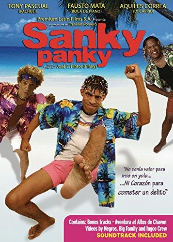 Sanky Panky The Movie by Sony U.S. Latin