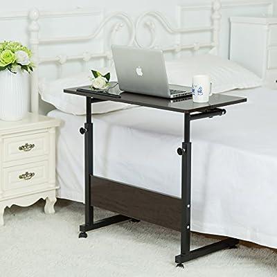 UNICOO - Multi-Function Height Adjustable Laptop Cart 05