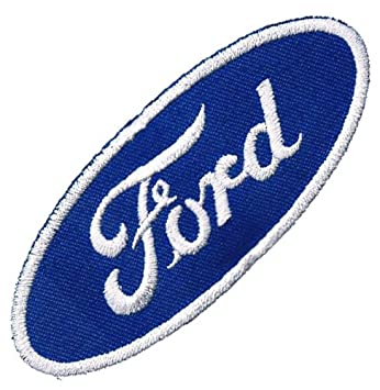 Logo Aufnaher Iron On Patch Quot Ford