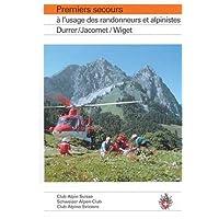 1ers secours randonneurs-alpinistes
