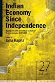Indian Economy Since Independence, 27th Edition