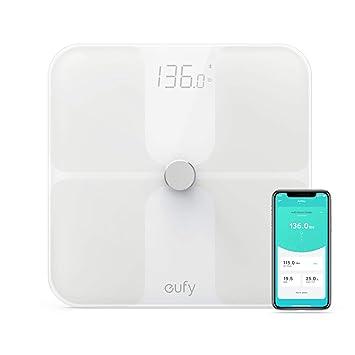 Amazon.com: Eufy BodySense - Báscula inteligente con ...