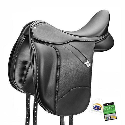 Bates Dressage+ Saddle CAIR 18