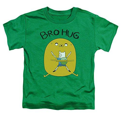 Adventure Time - Bro Hug Toddler T-Shirt 3T