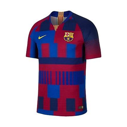 brand new 780a7 76f73 Amazon.com : Nike Men's FC Barcelona Authentic 20th ...