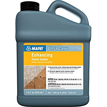 Mapei Ultracare Enhancing Stone Sealer Keep Your Grout