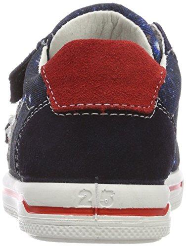 Ricosta nico, Zapatillas para Niños, Blau (Nautic), 25 EU