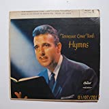 Tennessee Ernie Ford: Hymns Part 1 - The Ninety And Nine, Softly And Tenderly / Who At My Door Is Standing, Rock Of Ages; original Picture Sleeve