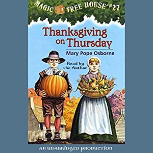 Magic Tree House #27 Audiobook