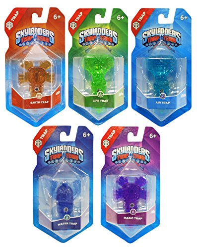 Skylanders Trap Team: Element Value Trap Pack (5 Traps)