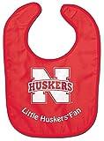 McArthur Nebraska Cornhuskers NCAA Little Cornhuskers Fan NCAA All Pro Baby Bib