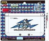POKEMON Hard Cover for NINTENDO 3DS BLACK KYUREM LL Plastic Overdrive LL