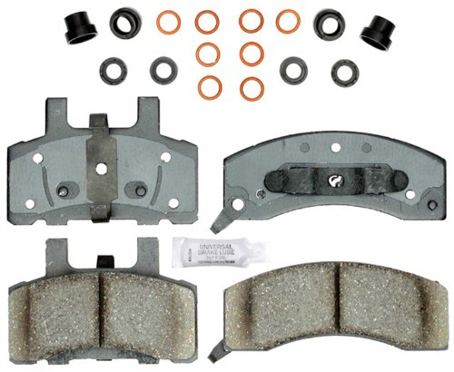 fessional Ceramic Front Disc Brake Pad Set (C3500 Brake Pad)