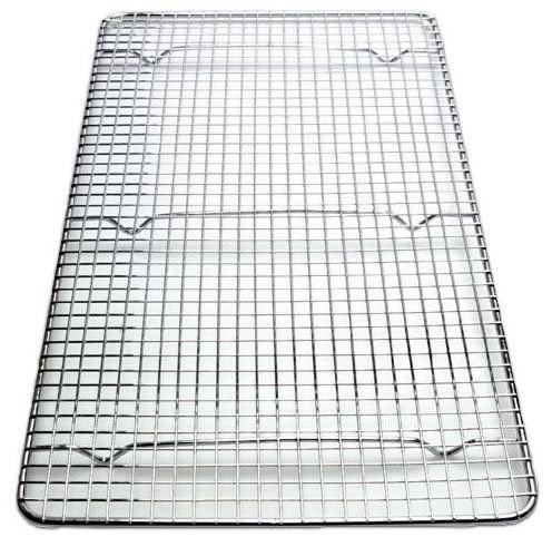Goson Cross-Wire Grid Cooling Rack, Wire Pan Grate, Baking Rack, Icing - Wire Icing Grate