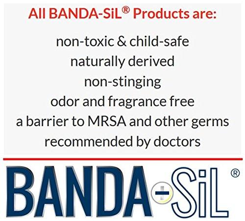 BANDA-SiL Silver Wound Care Gel, 0.75 oz by BANDA-SiL® (Image #3)