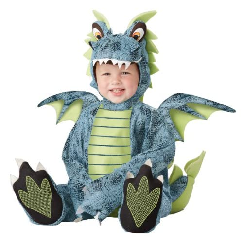 California Costumes Darling Dragon Infant