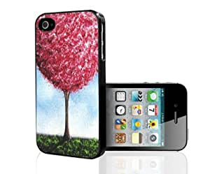 Blooming Cherry Blossom Hard Snap on Case (iPhone 4/4s)