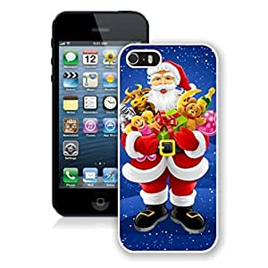 Case For Samsung Note 3 Cover Case,Christmas Santa Claus Animal Gifts White Case For Samsung Note 3 Cover Protective Case
