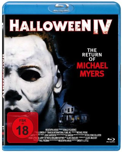 Halloween IV - The Return Of Michael -