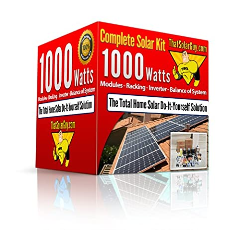 Solar Kit for Home 1000W 1kW Micro Inverter Enphase