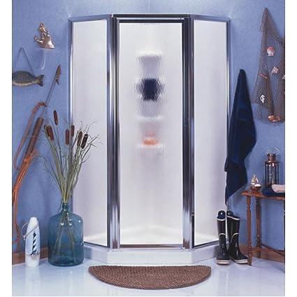 Delta Faucet 403306 38u0026quot; Neo Angle Shower Kit
