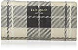 kate spade new york Fairmount Square Stacy Wallet, Pumice Multi, One Size