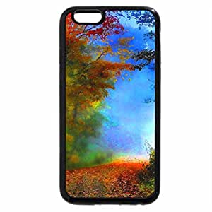 iPhone 6S / iPhone 6 Case (Black) Autumn