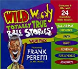 Wild & Wacky Totally True Bible Stories: Value Pack Featuring Frank Peretti As Mr. Henry