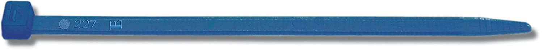 Norma 8572130201 Brida nylon detectable 2,5x98