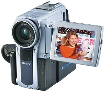 SONY DCR-PC9 CAMCORDER USB DRIVERS FOR PC